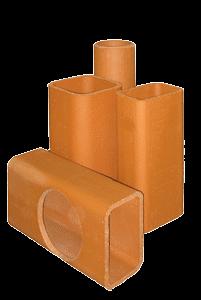 Clay Chimney Liner Clay Flue Liner Round Flue Liner