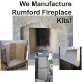 We Manufacture Rumford Fireplace Kits!