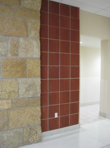 Structural Clay Tile Tile Design Ideas